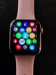 Smartwatch iwo w26 rosê novo