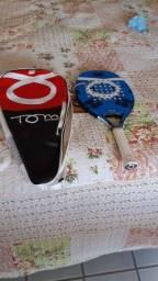 Raquete beach tênis italiana