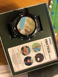 Relógio Smartwatch Casio Pro Trek F20-BU