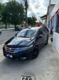 Honda City 1.5 Flex automático 2013