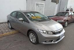 Civic 2.0 LXR aut. ano 2014 KM 2.039 Impecavel