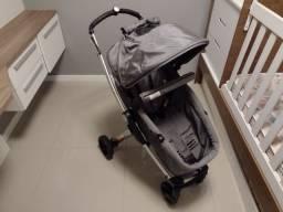 Carrinho + bebê conforto passeio kiddo Eclipse