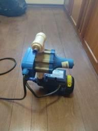 Bomba de água com controlador automatico
