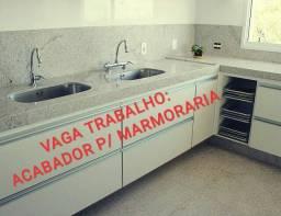 VAGA DE TRABALHO
