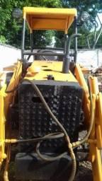 Carregadeira Case 580 E