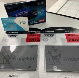 Formatação e Instalação de SSD