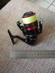 Molinete pesca Shimano sienna c3000 (nunca usado)