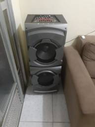 Caixa amplificadora 1,500 VTS