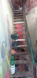 Escada de ferro preço negociável
