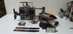 Helicóptero WLTOYS V950 completo
