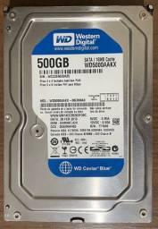 HD WD Blue 500gb 3,5?