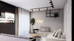 Apartamento em Canto Do Forte, Praia Grande/SP de 42m² 1 quartos à venda por R$ 256.944,00