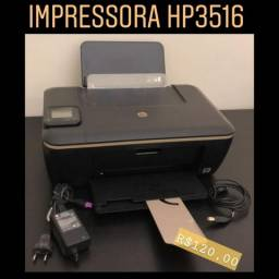 Multi-funcional Hp Ink Advantege 3516