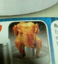 Assa frango em alumínio