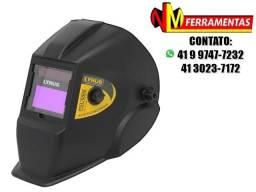Título do anúncio: Máscara De Solda Automática Com Regulagem Msl-500s Lynus