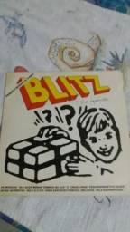 Mini disco vinil rock BLITZ