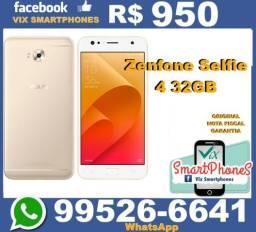 Nota fiscal Garantia Asus zenfone 4 Selfie 32GB novo caixa_lacrada preto_ou_dourado964nljy