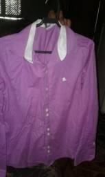 Vendo camisa Social masculino tamanho p
