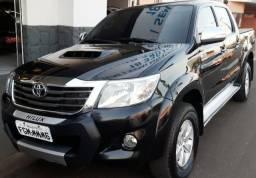 Toyota Hilux Srv CD 2013 4x4 Diesel Automática Completa - 2013