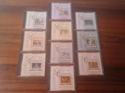 Coleção: 10 cd's de música clássica
