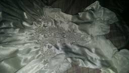 Vestido de novinha