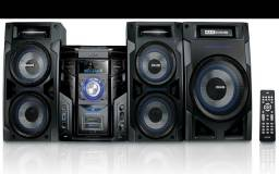 Mini System Phillipis c/MP3Mini