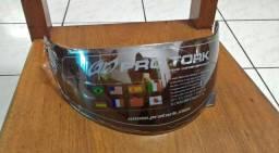 Viseira fumê - Capacete Pro Tork / ProTork
