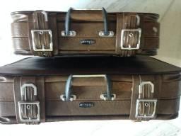 Conjto 2 malas para viagem marca Ika