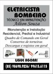 Eletricista/Bombeiro