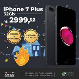 IPhone 7 Plus 32gb lacrado pronto entrega