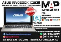 Ultrabook Asus i3 com 6 meses de garantia!!!