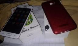 Baratinho lindo J5 prime duos 4G 32 GB