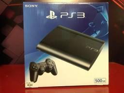 PlayStation 3 + 72 jogos