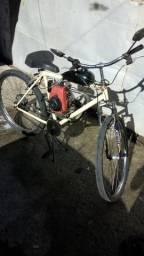 Bicicleta motorizada 50cc 4 tempos não respondo chat ac t.r.o.c.a