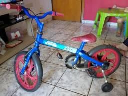 Bicicleta Homem-Aranha