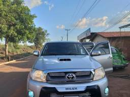 Hilux 10/10 SRV Diesel 4x4 automática. Muito Conservada! - 2010
