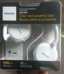 Fone de ouvido Phillips ORIGINAL!