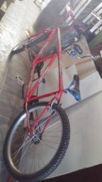 Bicicleta para duas pessoas