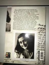 Livro O Diário de Anne Frank