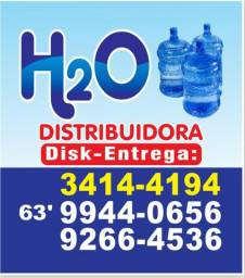 Deposito de agua mineral