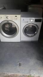 2 secadoras Electrolux 12kg com defeito 280,0