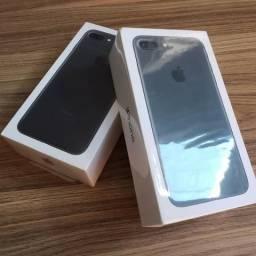 IPhone 7 Plus Apple 32GB Preto Matte Nacional Novo Lacrado Nota Fiscal