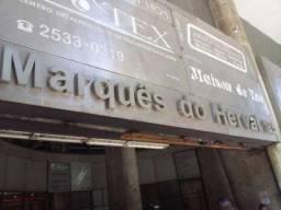 Título do anúncio: EXCELENTE SALA COMERCIAL NO CENTRO DO RIO, EDIFÍCIO CONHECIDÍSSIMO - MARQUES DO HERVAL - A