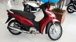 Moto Biz 110 Financiamento
