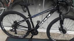 Bicicleta Aro 29 Soul Black Rain, vendo ou troco por algo do meu interesse!