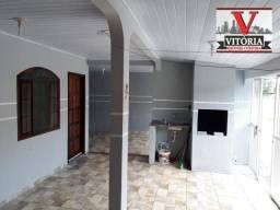 Casa com 3 dorm sendo 1 suíte, à venda - balneário de inajá - matinhos/pr 150 metros do ma
