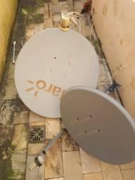 Torro Duas Antenas com NLBS Duplos