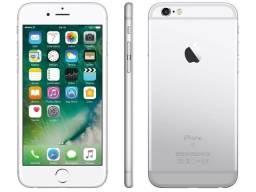 Iphone 6s plus prata 128gb novo lacrado - pré venda