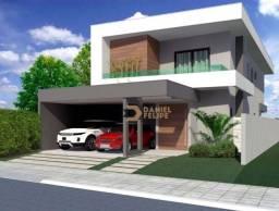 Condomínio altos da serra vi - casa com 4 dormitórios à venda, 405 m² por r$ 1.050.000 - u