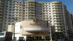Apartamento 01 quarto com sacada - Riviera Park